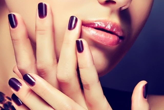 £18 instead of £50 for a Shellac luxury manicure and pedicure at The Source Woman, Leicester - save 65%