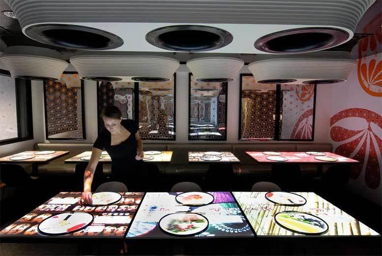 Restaurants & Bars: 'Unlimited' Sushi & Asian Tapas @ Inamo - 3 Locations!