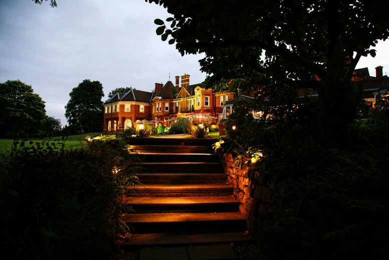 Beauty: Twilight Spa, Treatment & Prosecco for 1 or 2 @ Moor Hall Hotel