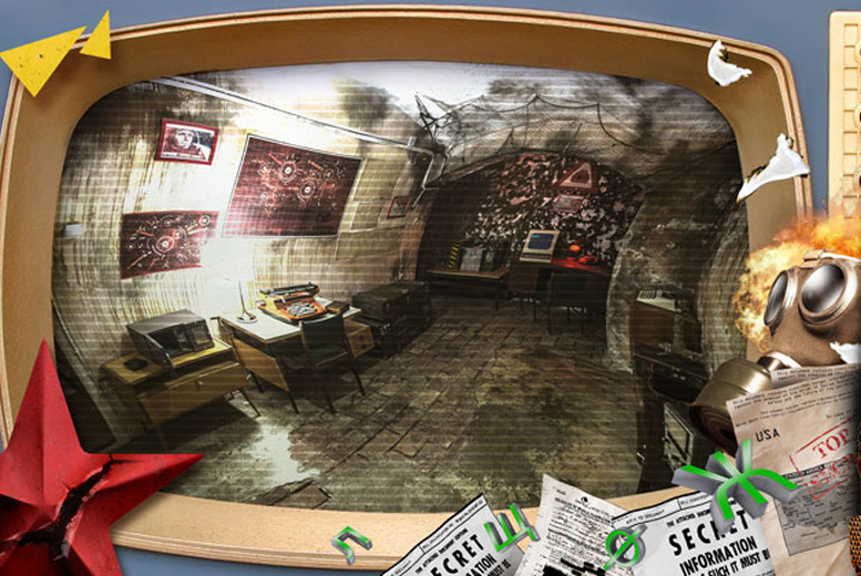 Activities: Choice of Live Escape Room for 6 @ Exit The Room, Manchester