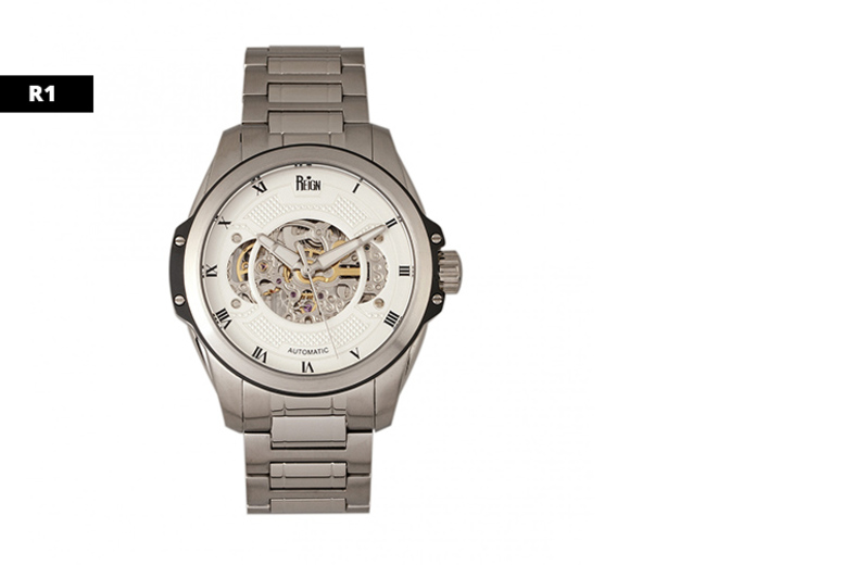 Reign Mens Automatic Watch from Henley Collection 6 Designs