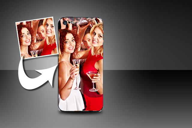 £7.99 instead of £24.99 (from Fresh Cases) for a personalised phone case - get a unique look for your phone & save 68%