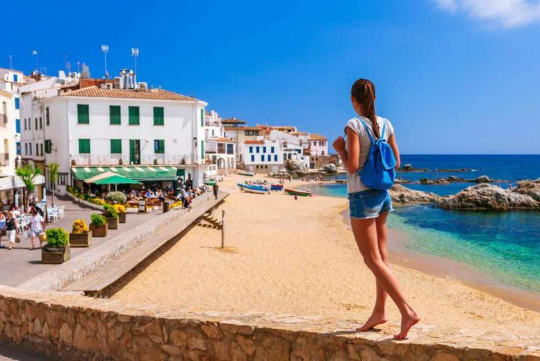 Beach Holidays: 3-7nt All-Inclusive Costa Brava Holiday & Flights