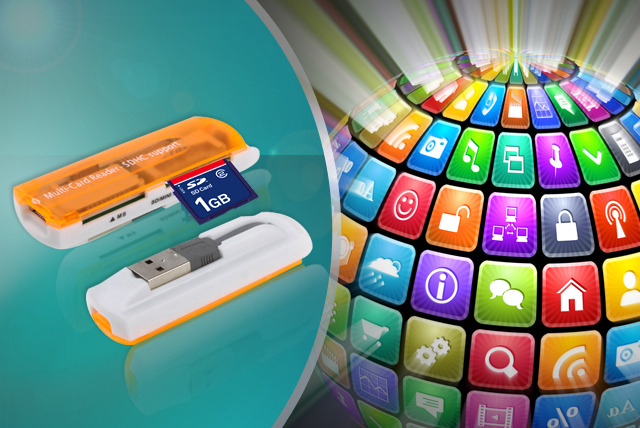 £5.99 instead of £12.99 (from Gadgets and More) for a USB multi-card reader - save 54%