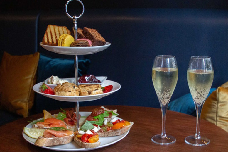 Restaurants & Bars: Afternoon Tea for 2, Bristol - Champagne & Prosecco Upgrade!