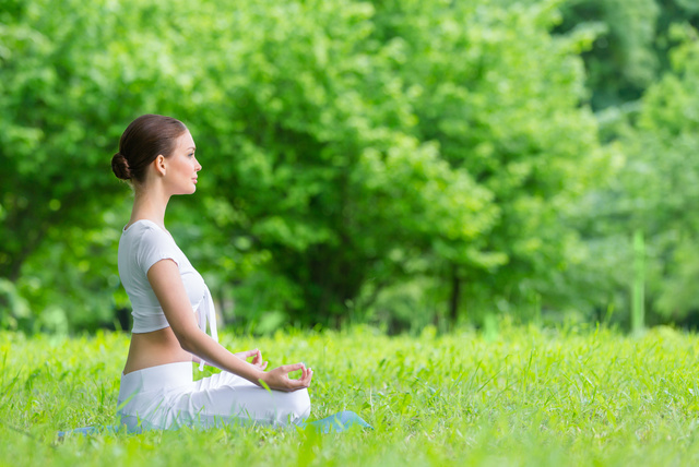 £12 instead of £50 for a 1-hour meditation session and CD to take home with Amethyst Living, Edinburgh - save 76%