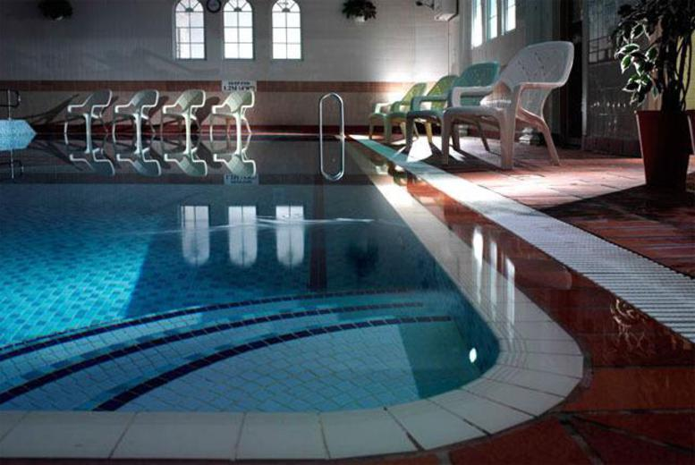 £109pp (at The Queens Hotel & Spa, Bournemouth) for a 2nt bootcamp, £149pp for 3nts, £189pp for 4nts, £229pp for 5nts - save up to 69%