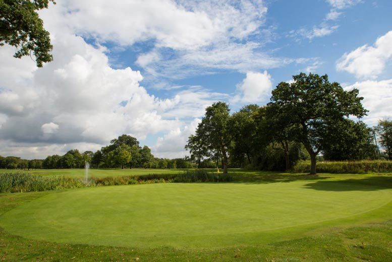 Spas & Country House: 4* The Mere Golf Resort & Spa Break, Dining & Wine for 2