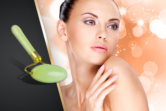 £12 instead of £25 (from Nico Cosmetics) for a solid jade massage roller, £16 for 2 - save up to 52% + DELIVERY INCLUDED