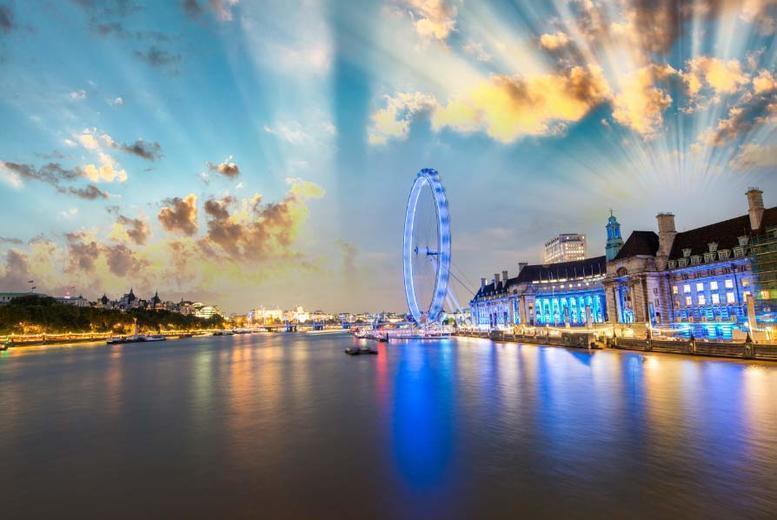 UK City Breaks: 1-2nt 4* London Stay & Tina, The Tina Turner Musical