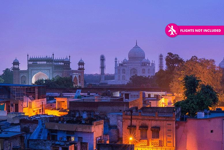 Long Haul & Cruises: 11 Day Indian Adventure - Taj Mahal Visit & Romantic Island Stay!