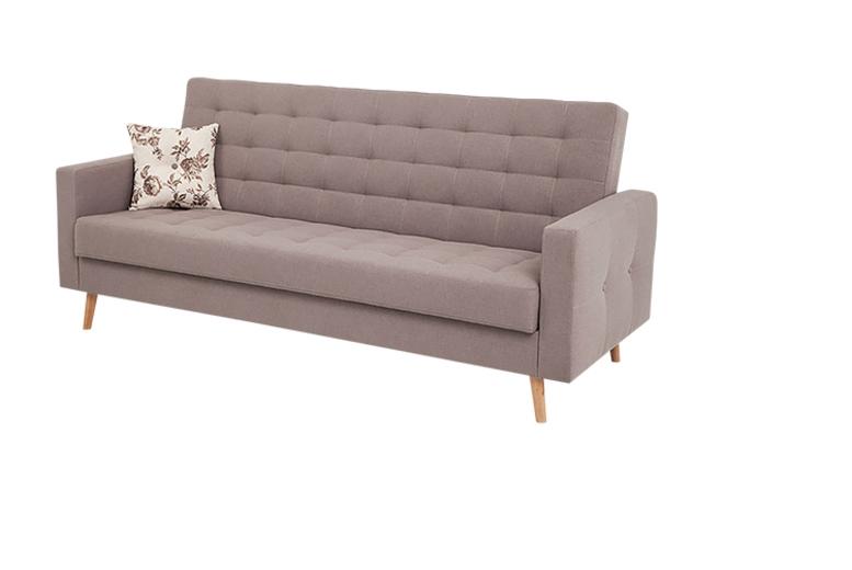 Cappuccino Camara Sofa Bed