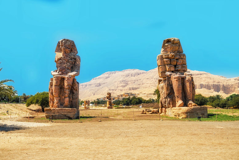 Beach Holidays: 5-7nt 5* All-inclusive Luxor Getaway & Flights - Nile Location!