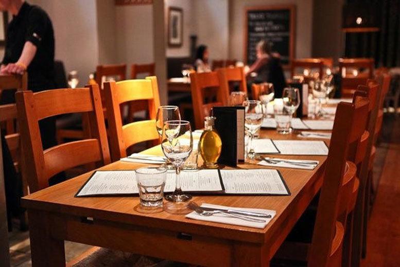Restaurants & Bars: 2 Course Dining For 2 @ Olive Restaurant & Bar, Castle St - Prosecco Upgrade!