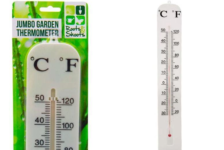 Jumbo Garden Thermometer