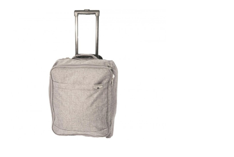 Lightweight Wheeled Cabin Travel Bag  2 Colours!