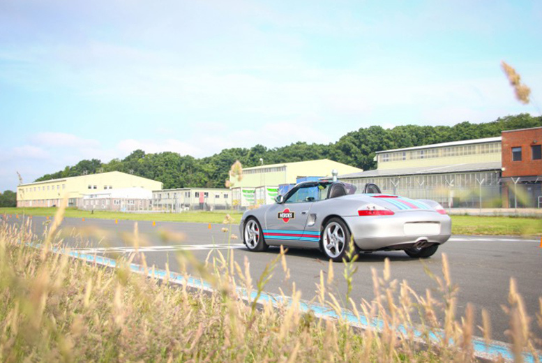 Activities: Junior or Adult Porsche Boxster Driving Experience - 15 Locations!