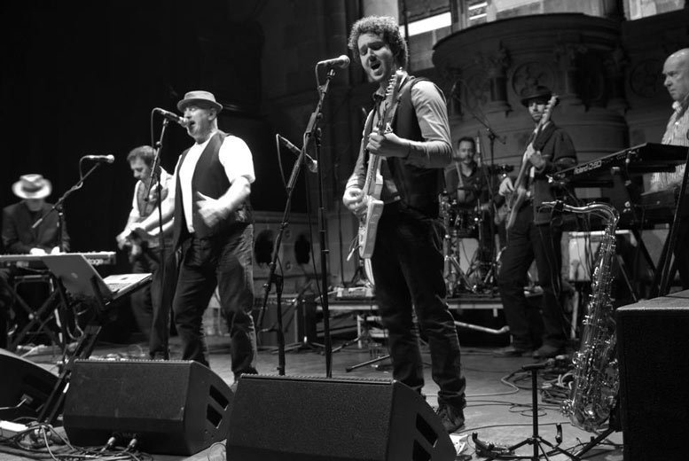 Entertainment: The Springsteen Sessions Concert Tkts @ Crumlin Road Gaol