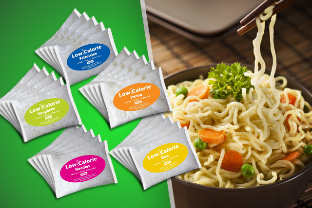 £24.99 instead of £63.75 (from Mood Food) for 25 x 200g packets of low calorie pasta, or £46.99 for 50 packets - save up to 61%