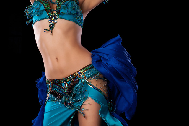£14 for five 1-hour belly dancing classes with Dancing Samira, Edinburgh