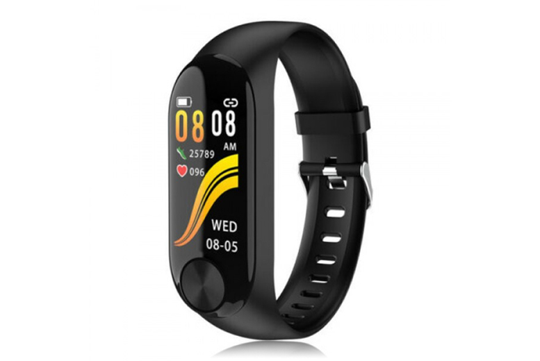 Smart Watch Fitness Activity Tracker 4 Colours