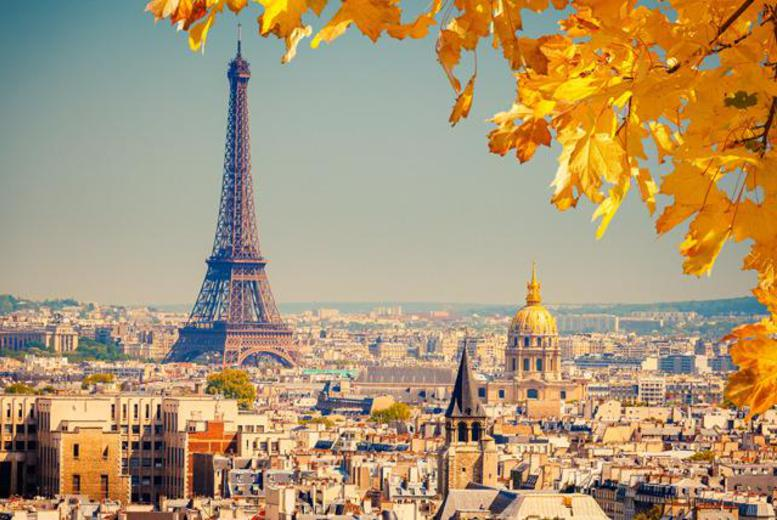 £109pp instead of £157.44pp (from iFly) for 1nt Paris inc. flights, inc. tour for £169pp, 2nts from £149pp, 3nts from £199 - save up to 31%