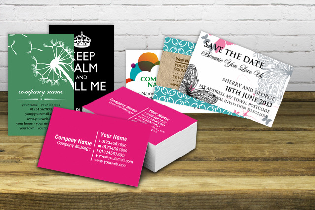 £4.99 instead of £49.14 (from Good Print UK) for 500 single-sided business cards, or £8.99 for 500 double-sided business cards - save up to 90%