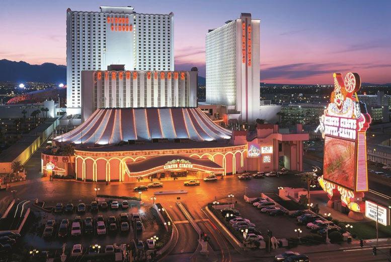 Long Haul & Cruises: 10nt Las Vegas, LA & Mexico Fly Cruise with Grand Canyon Tour
