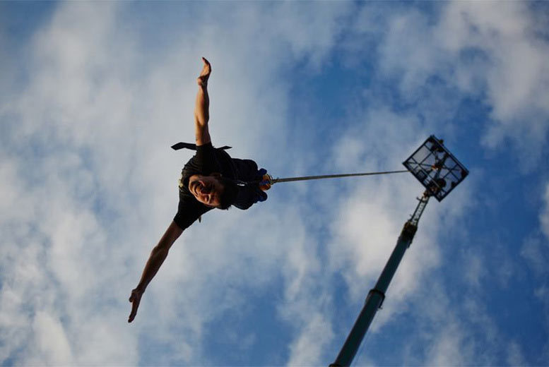 Activities: 160ft Bungee Jump - Choice of 8 Locations Including the O2!