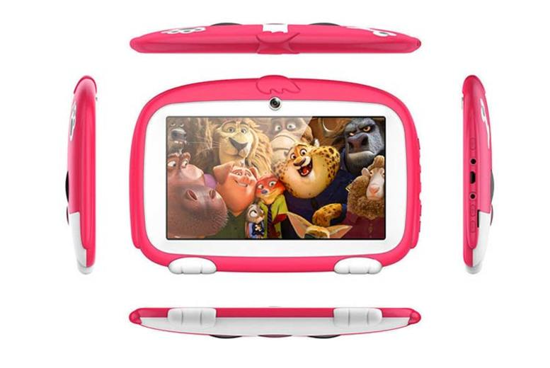 """512MB or 1GB iPuppy 7"""" Interactive Kids tablet - 4 Colours!"""