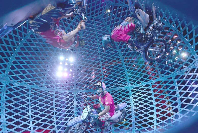 Entertainment: Adult or Child Planet Circus Ticket - 3 Locations!