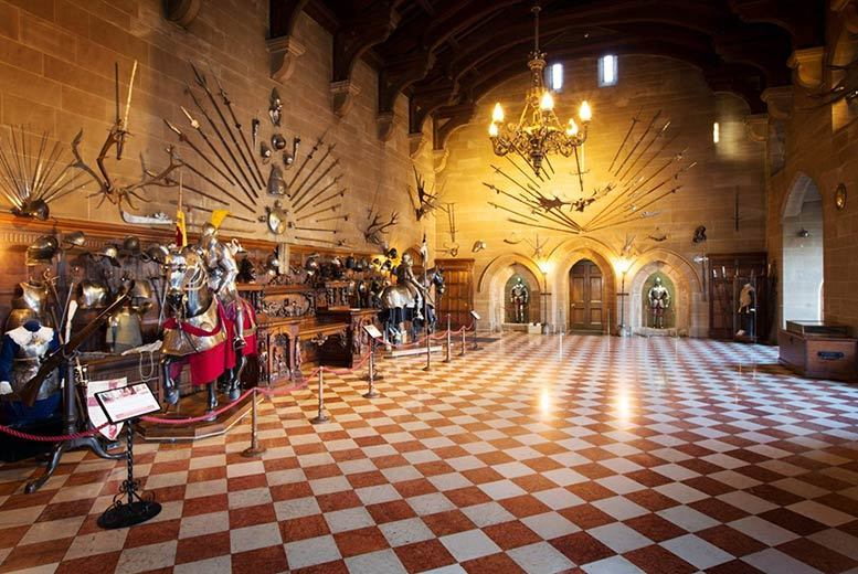 Entertainment: Entry to Warwick Castle - Summer Holiday & Weekend Availability!