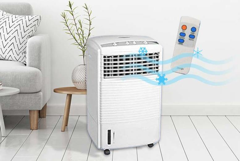 XL Portable Fan Air Cooler with Remote