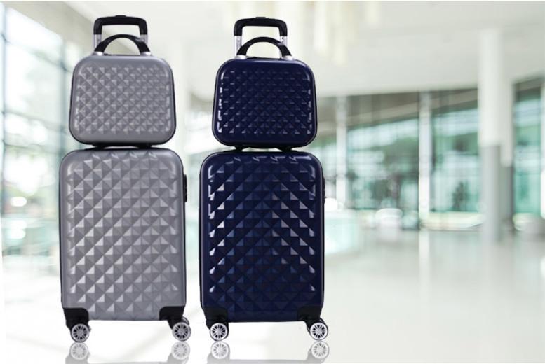 2pc Luggage Set - 2 Colours!