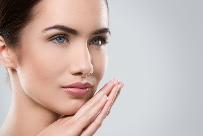 £129 for a Vampire 'facelift' from Dr Fontana Harley Street - save 57%