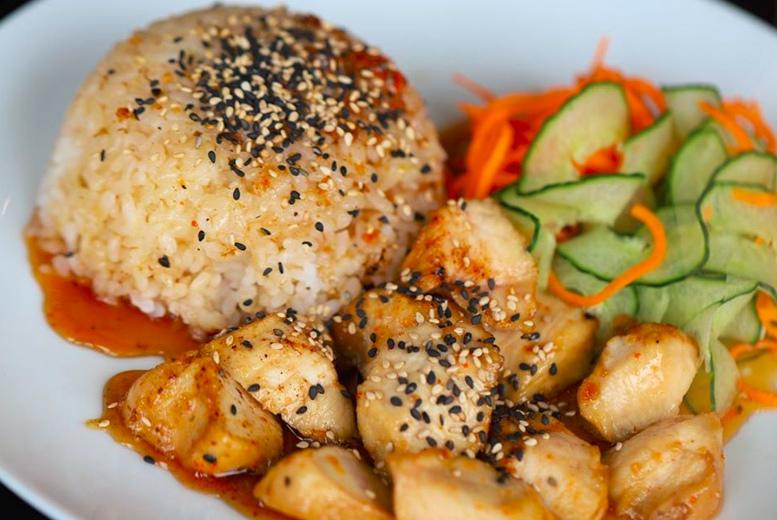 Restaurants & Bars: £50 Food Spend @ ISO Sushi Wok & Grill