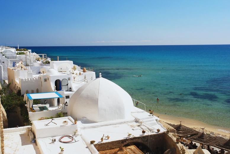 Beach Holidays: 7nt Luxury 5* All-Inclusive Tunisia Beach Break & Flights