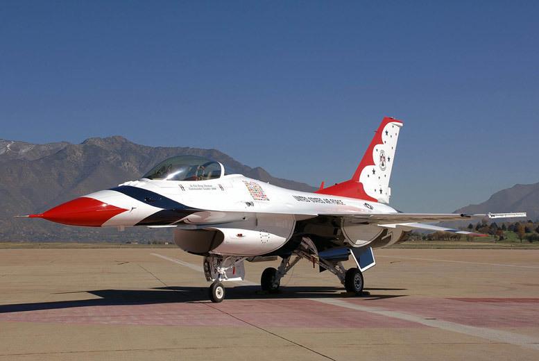Activities: F-16 Fighter Pilot or Cessna 172 Flight Simulator Experience
