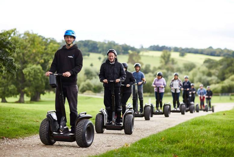 Activities: Segway Experience For 2 - Choice of 15 Locations!