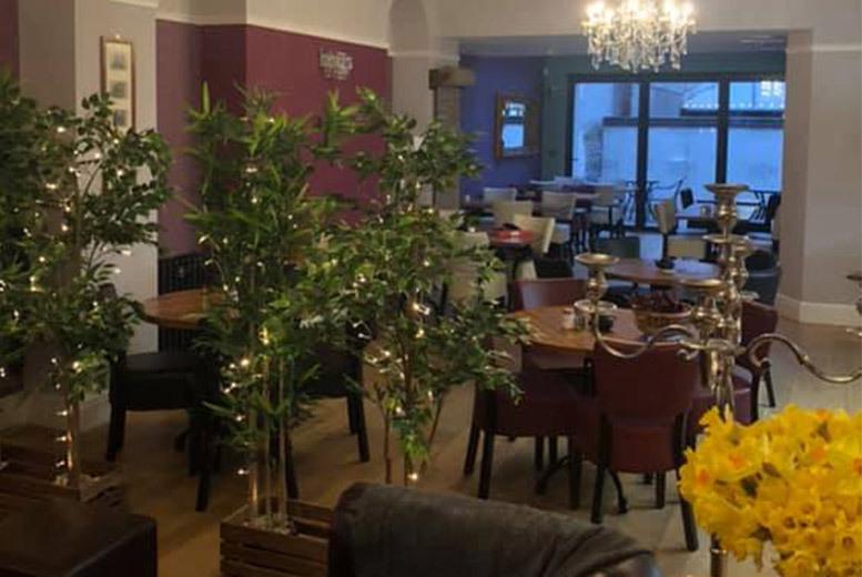 Restaurants & Bars: Prosecco Brunch for 1 @ Dickens Restaurant & Bar