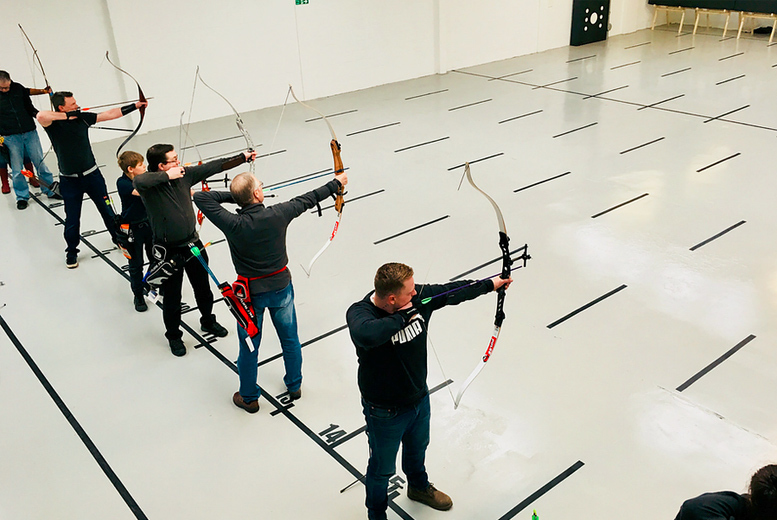Activities: 1hr Archery Session @ Indoor Archery, Northampton - For 1 or 2!