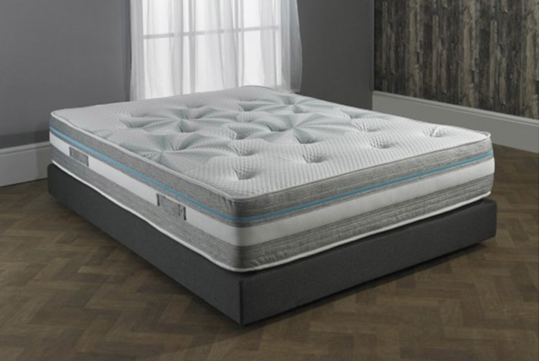 2000 GelTech Pocket Spring Mattress – 5 Sizes (£179)