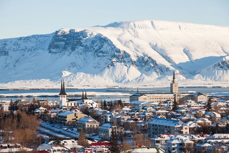 European City Breaks: 2-3nt Reykjavik, Iceland Break, Northern Lights Tour & Flights