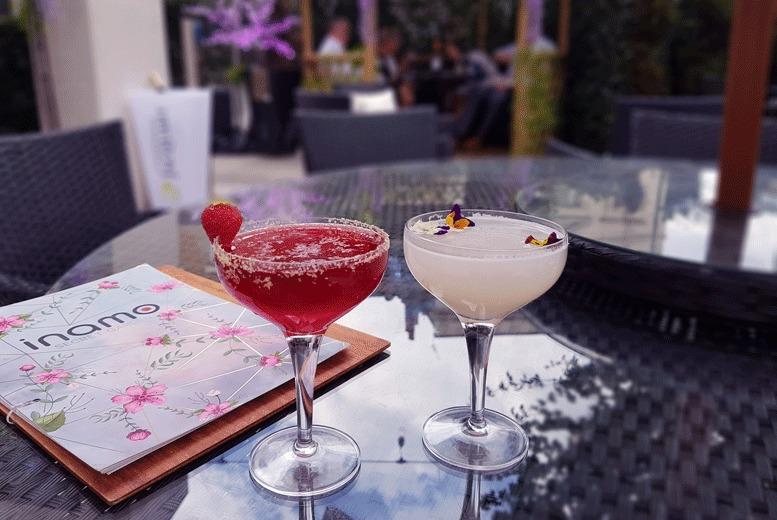 Restaurants & Bars: 4 Cocktails in the Secret Garden @ Inamo, Camden