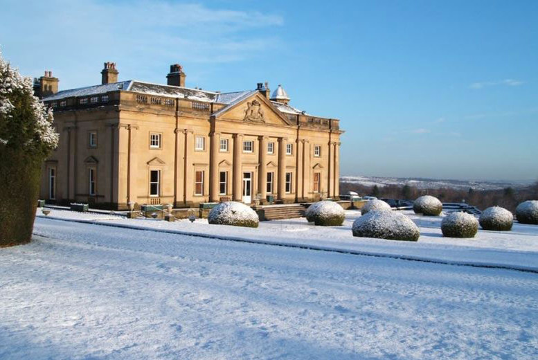 Spas & Country House: 1-2nt Luxury Yorkshire Escape, Breakfast, Prosecco & Cream Tea for 2