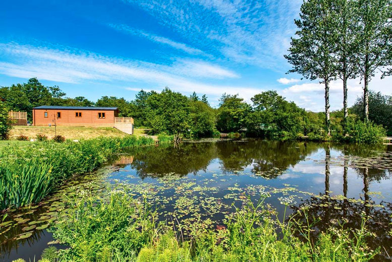 Activities: 2nt Bowland Lakes Camping Pod Stay & Fishing Passes for 4