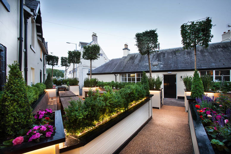 Spas & Country House: Luxury Boutique Country Inn Stay & Cream Tea on Arrival for 2