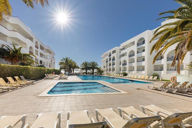 Beach Holidays: 2-5nt All-Inclusive Algarve Break & Flights - Beachfront Location!