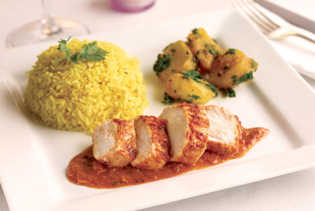 £9 instead of up to £25.90 for an Indian meal for 2 inc. a main & rice each, or £17 for 4 at Ashoka @ The Quay, Glasgow - save up to 65%