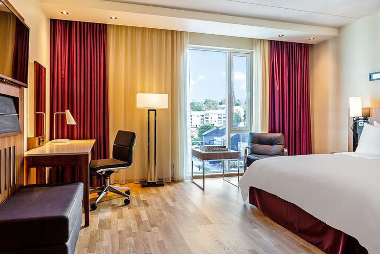 European City Breaks: 2-3nt 4* Oslo Getaway & Flights - Radisson Blu Hotel!